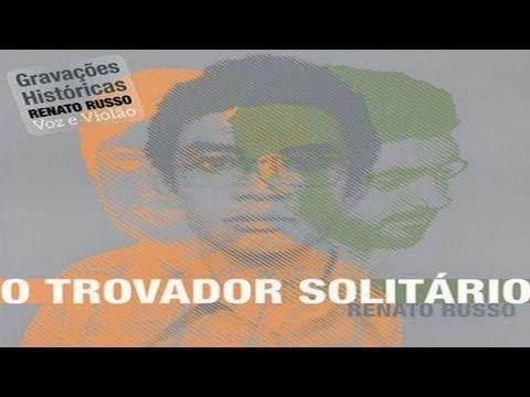 CD: Renato Russo - O Trovador Solitário(2008) Completo + Download