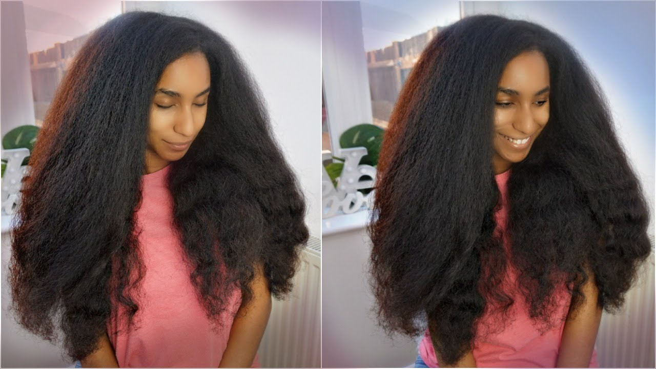 Chebe African Hair Growth Secret Five Ways Youtube