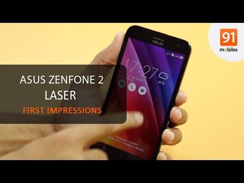 USB OTG On ASUS Zenfone 2 Laser ZE550KL
