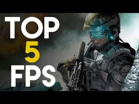 Top 5 New & Free Online FPS on Android 2017