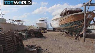 Money Talks: Egyptian shipmakers risk losing their jobs