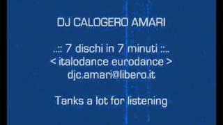 Download DJ CALOGERO AMARI - 7 dischi in 7 minuti (italodance eurodance megamix) MP3 song and Music Video