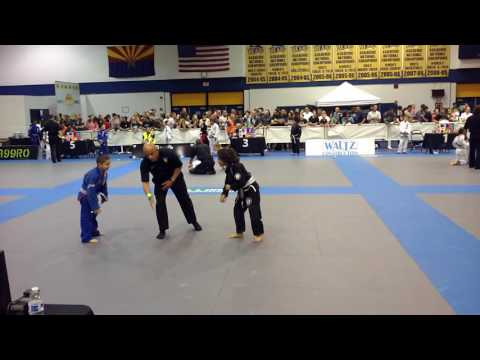 Kids cup bjj Arizona 2017 allen Terrelonge
