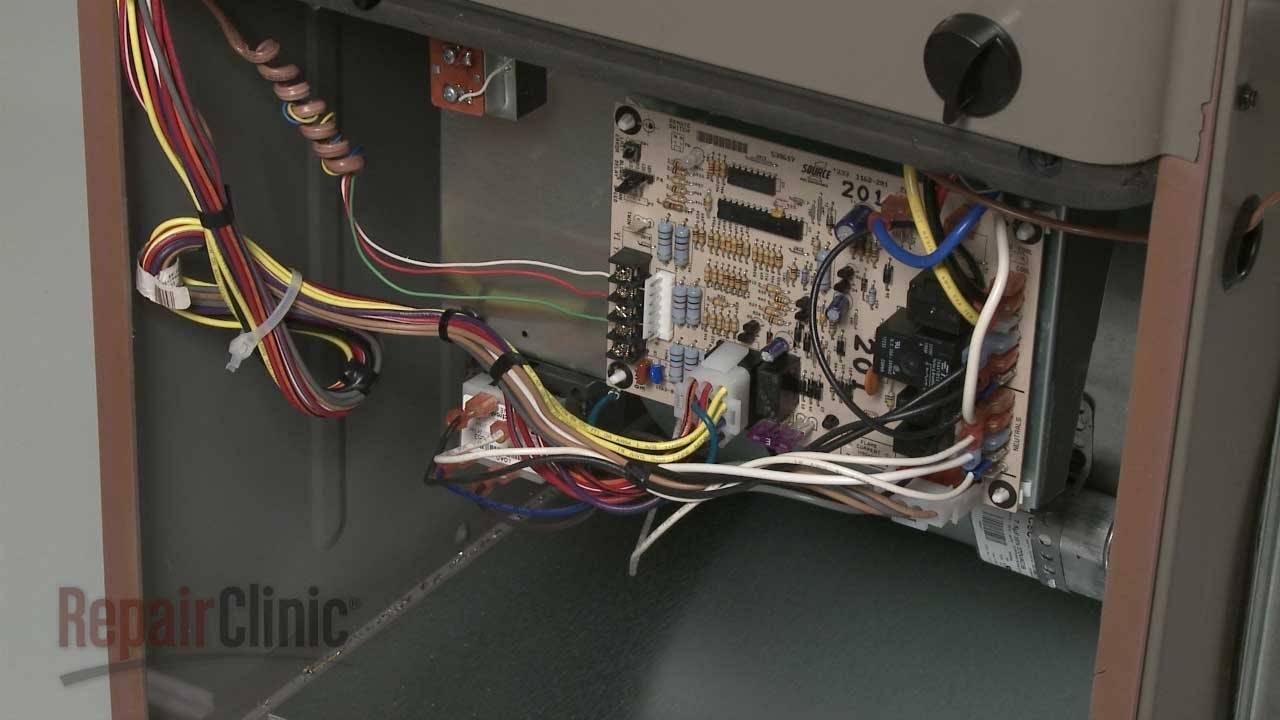 York Furnace Won't Start? Furnace Repair #S1-33103010000 ...