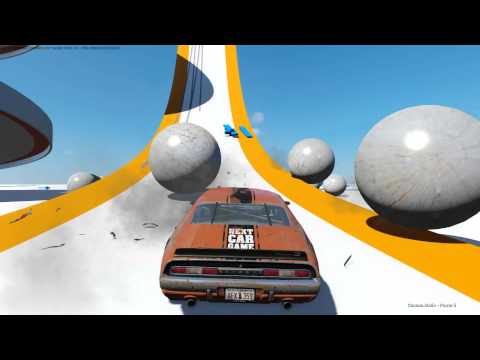 Next Car Game Technology Sneak Peek 2.0 (with audio)