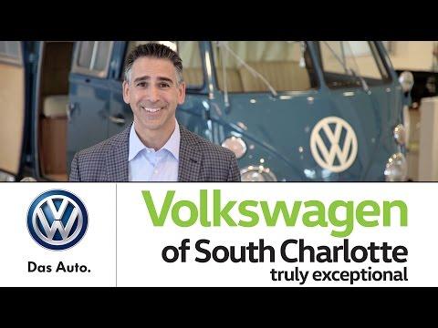 Visit our Award Winning Volkswagen Dealer - Volkswagen of South Charlotte