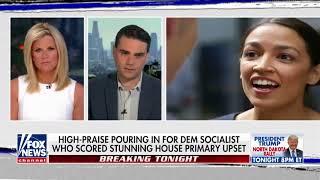 Shapiro on Socialist Who Upset NY Primary: Just Like Bernie