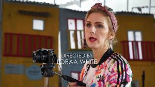 Behind The Scenes - Wink And A Gun - Directed by LORAA WHITE