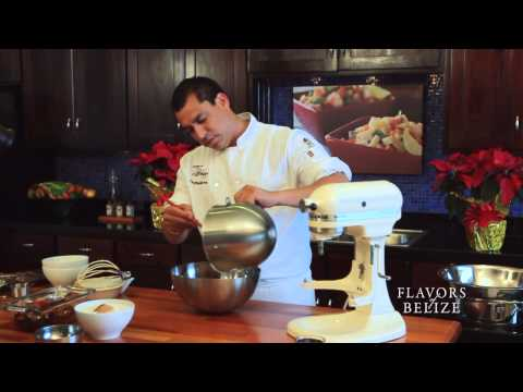 Black Cake - Cooking with Flavors of Belize & Sean Kuylen