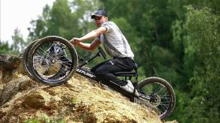 EXPLORER II   -  mountain handbike for handicapped