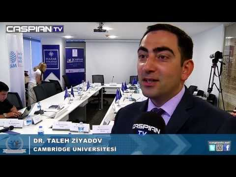 Taleh Ziyadov - Hazar Yaz Okulu Röportajları - 26 Ağustos 2013