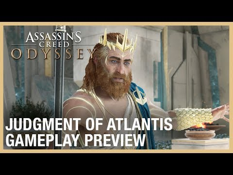 Review: Assassin's Creed Odyssey: The Fate of Atlantis - Episode 3