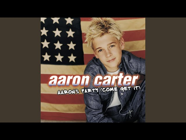 Aaron Carter Tell Me What You Want Lyrics