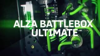 Alza Battlebox Ultimate: Nejnadupanější počítač