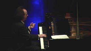 Cyprien Katsaris live in Luxembourg - Liszt: Schlaflos! Frage und Antwort, S. 203