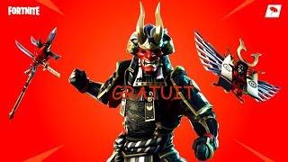 [GLITCH] SEE THE SKIN SHOGUN - FREE- 😱 on FORTNITE (Battle Royale)