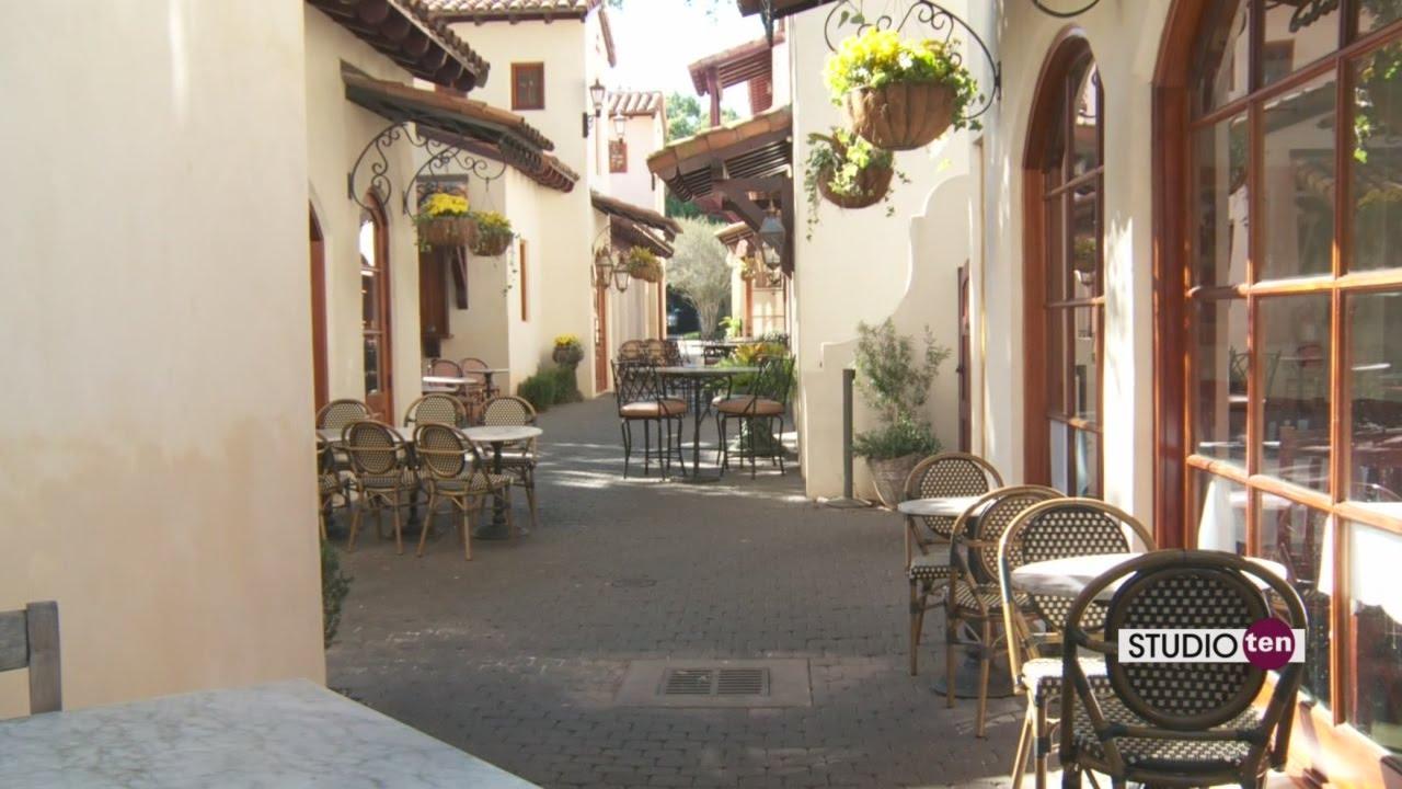 Studio 10: Pinzone's Italian Village