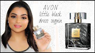 AVON PERFUME REVIEW LITTLE BLACK DRESS - SEQUIN PRATHA BHARDWAJ