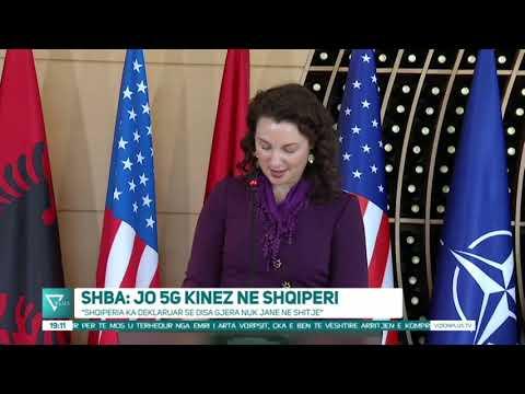 News Edition in Albanian Language - 18 Nëntor 2019 - 19:00 - News, Lajme - Vizio