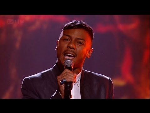 Is Marcus Collins playing Russian Roulette? - The X Factor 2011 Live Show 2 (Full Version)