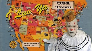 United States of America National Anthem by Puddles Pity Party