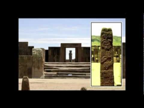 Ricardo González: Tiahuanaco, Mayas, 2012 y los cambios que vienen
