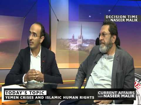 Yemen Crises Who Is Right