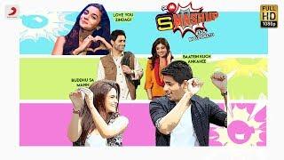 9XM SMASHUP #135 Dj Suketu | Latest Remix 2019 | Dear Zindagi | Hamari Adhuri Kahani