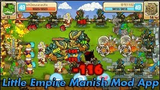 Little Empire Manish Mod - XXDeszarasXx Vs 품앗이 1102 Guy