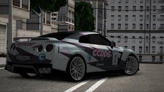 MTA CCDPLANET#1. Обзор на Nissan GT-R 35, который ты не сможешь купить. CCDDS. Эксклюзив.