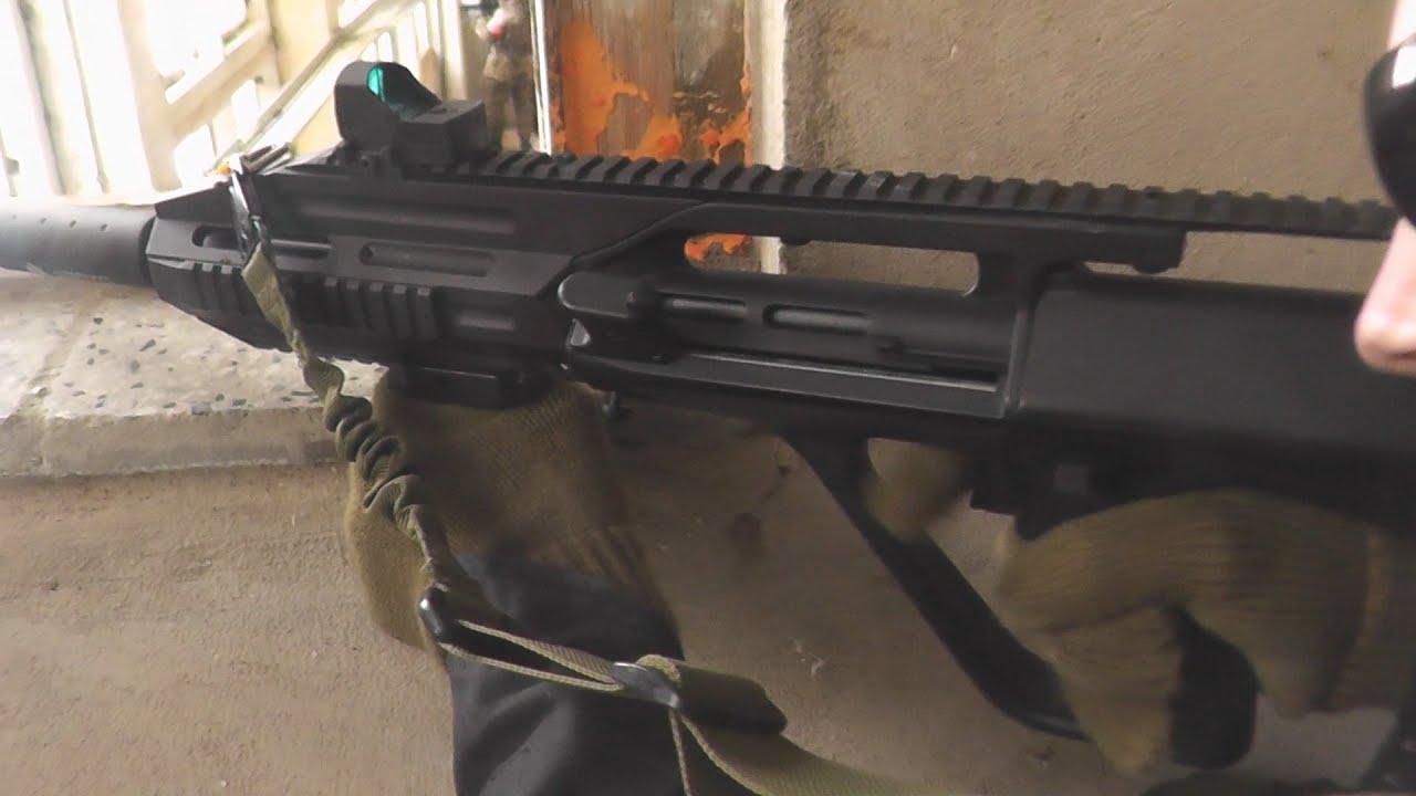 Airsoft - Defend the base! - YouTube