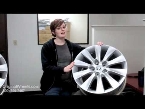 Odyssey Rims Amp Odyssey Wheels Video Of Honda Factory