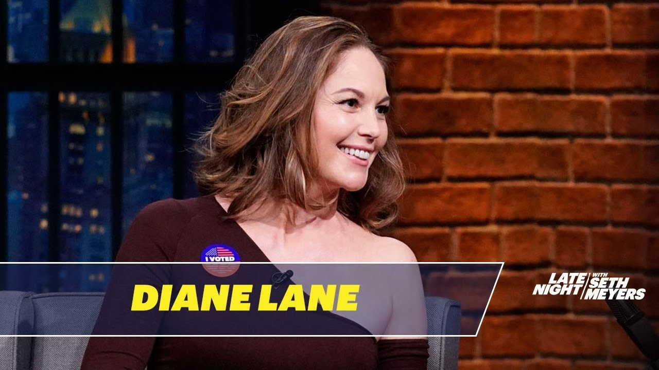 Diane Lane Is Scared Of Claire Underwood Youtube