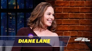 Diane Lane Is Scared of Claire Underwood