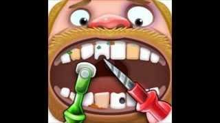 Dentist & patient funny conversation (audio artist unknown).