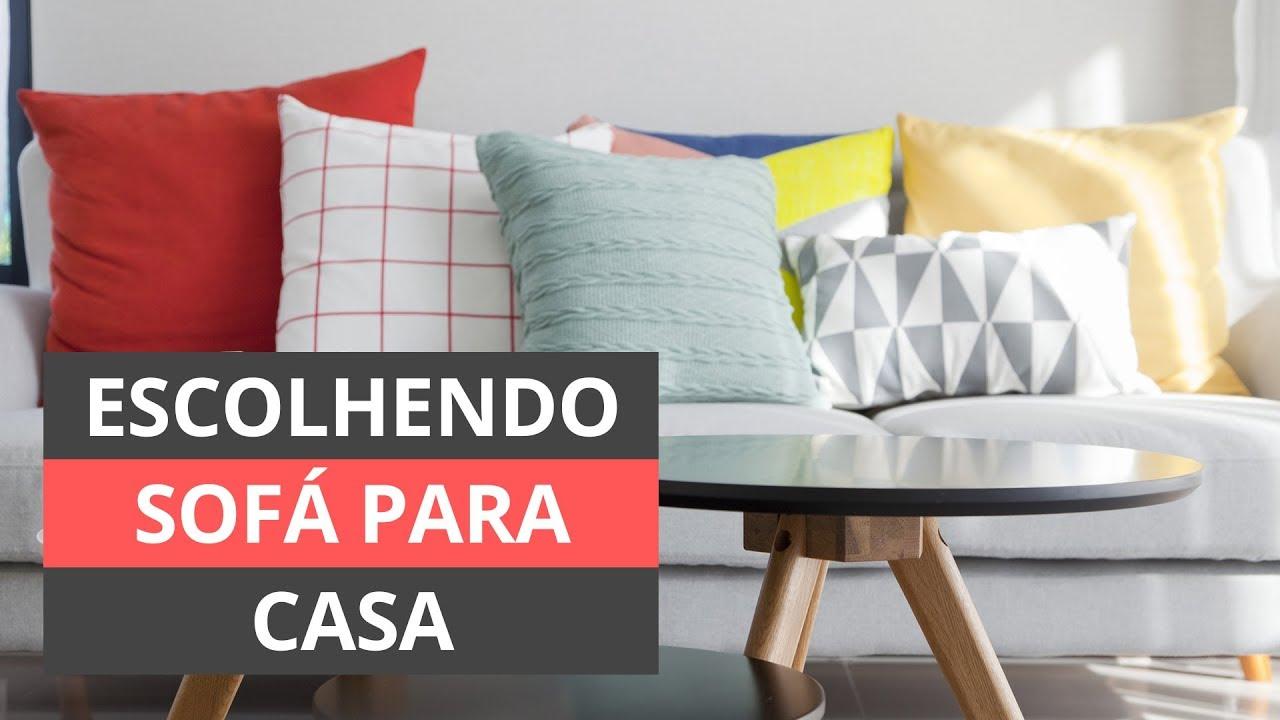 Dicas De Como Escolher O Sofá Para A Sala