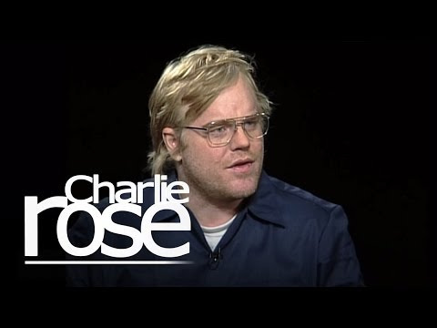 Philip Seymour Hoffman on Acting  Charlie Rose