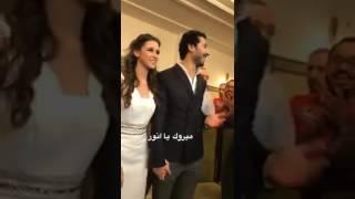 شاهد حصريا خطوبه محمد انور نجم مسرح مصر