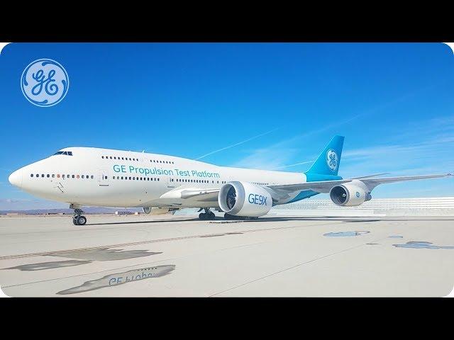 Sneak Peek at World's Biggest Engine: Already on Boeing 777X