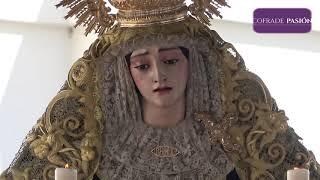 Jesús del Mayor Dolor y Virgen de la Salud (Sanidad) por Pl. Fray Félix (Semana Santa de Cádiz 2019)