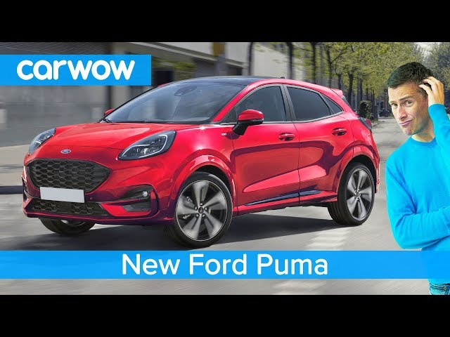The Ford Puma Is Back But Not As You Hoped Youtube