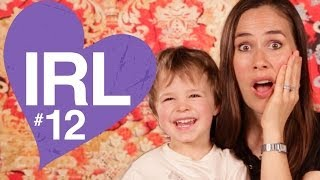 Sex & Death & Other Deep Toddler Thoughts - In Real Life Episode 12