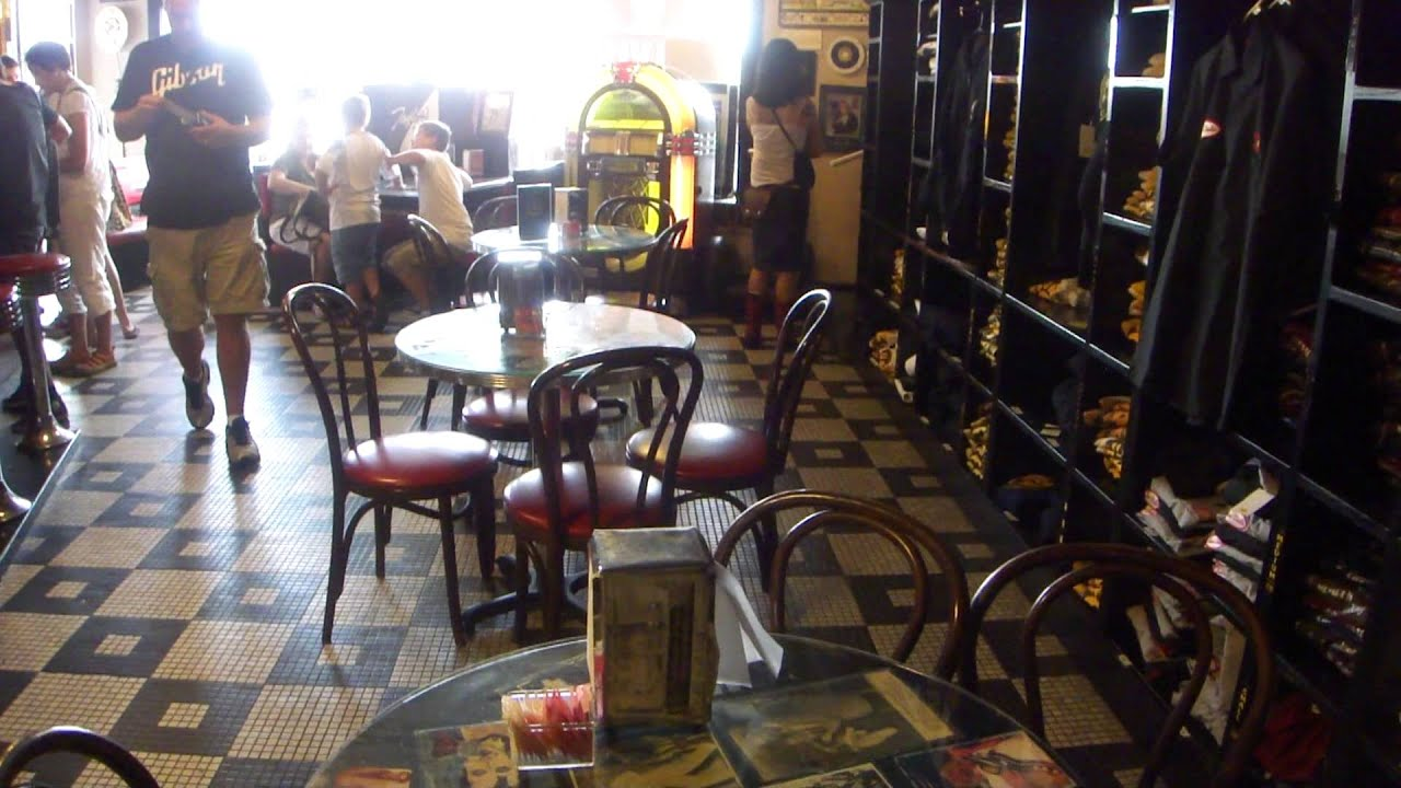 Sun Studio Cafe and Gift Shop - Elvis Week 2011 - Memphis, TN ...