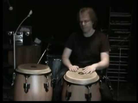 Basic Conga Lesson 2 by Georg Edlinger - Tumbaos - Mambo, Son, Cha Cha & Bolero