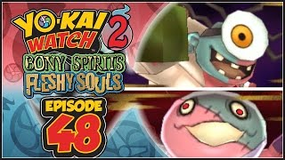 In Yo-Kai Watch 2 Episode 48, Ghost Club Quest Part 2: Nate finds D...