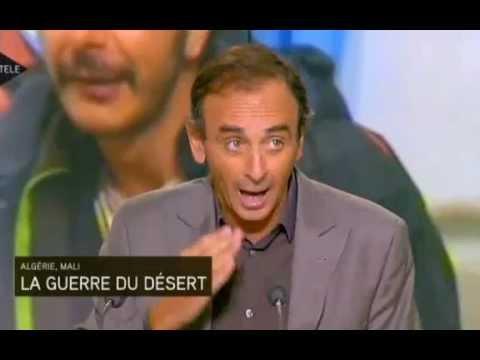 Eric Zemmour sur la prise d'otages a In Amenas et Mali