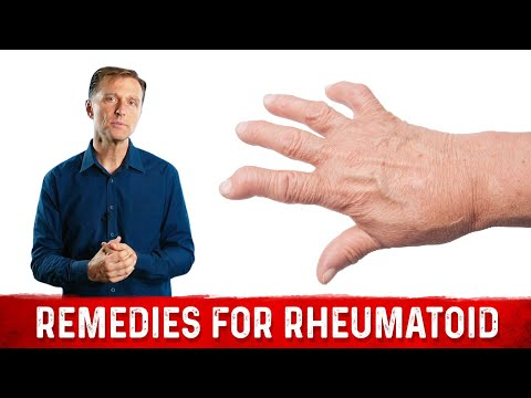 Best Remedies for Rheumatoid
