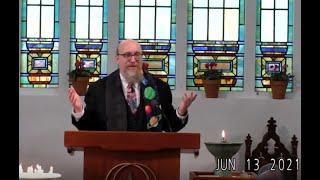 """""""Let's Get Sloppy"""" Rev. Dr. Joshua Snyder - June 20, 2021"""