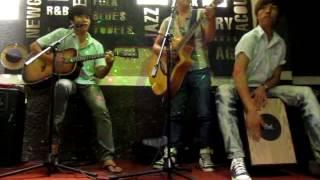 [CLB Guitar Tân Phú] Giao lưu HUFI - Tim lai