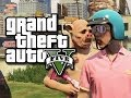 GTA 5 Online Skits - Cops and Robbers! #3 - The Fashion Police! (GTA V Funny Skits)